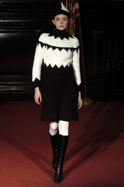 Pierrot, Autumn-Winter 2005, Womenswear