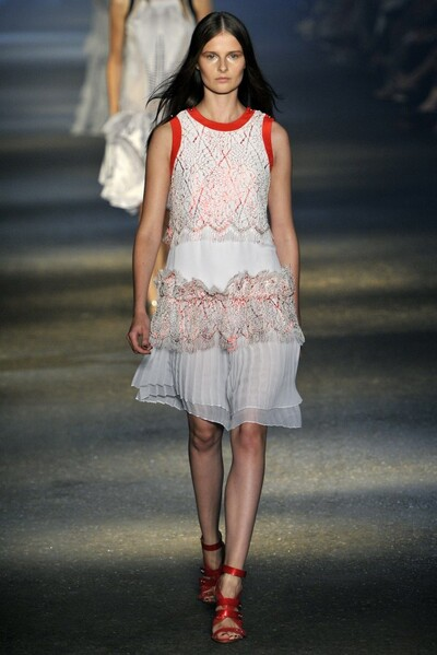 Prabal Gurung Womenswear Spring-Summer 2013