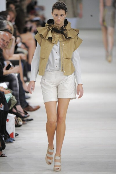 Pringle of Scotland , Spring-Summer 2010, Womenswear