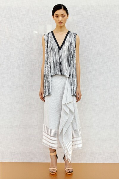 Rachel Roy, Spring-Summer 2012, Womenswear
