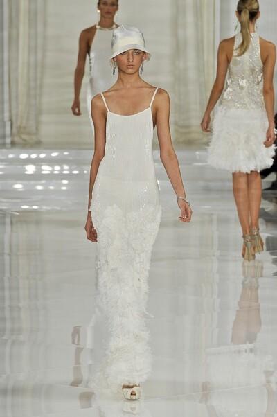 Ralph Lauren, Spring-Summer 2012, Womenswear
