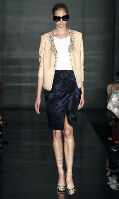 Reem Acra, Spring-Summer 2012, Womenswear