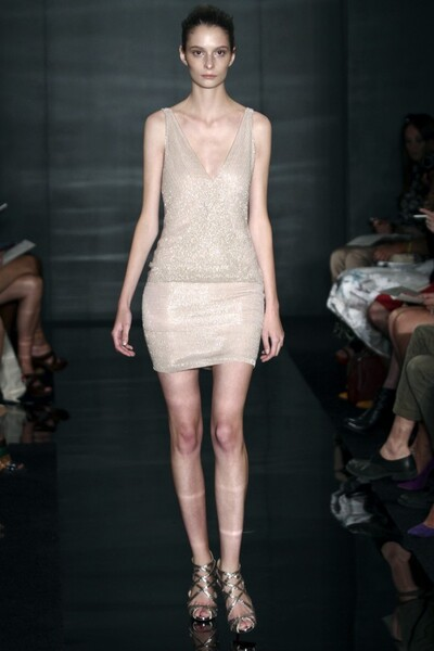 Image from object titled Reem Acra, Spring-Summer 2012, Womenswear