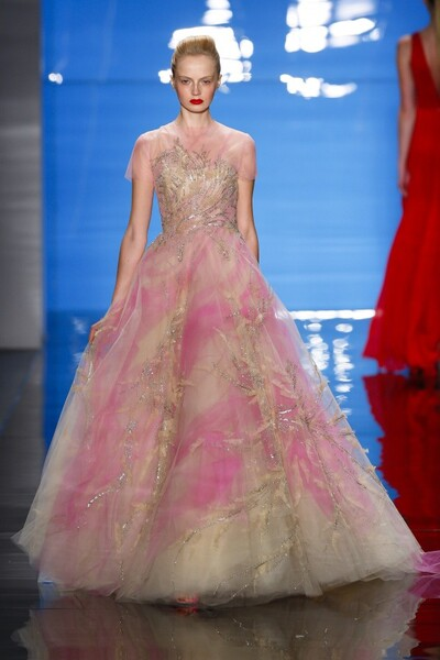 Image from object titled Reem Acra Womenswear Spring-Summer 2013