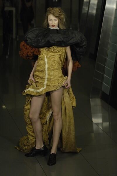 Robert Cary-Williams, Autumn-Winter 2006, Womenswear