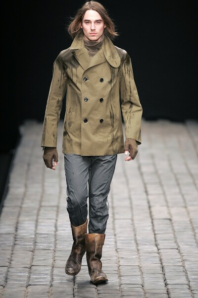 Robert Cary-Williams, Autumn-Winter 2005, Menswear