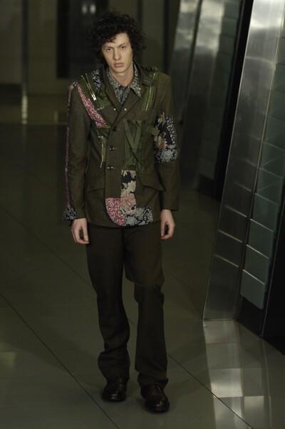 Robert Cary-Williams, Autumn-Winter 2006, Menswear