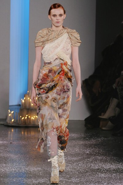 Rodarte, Autumn-Winter 2010, Womenswear