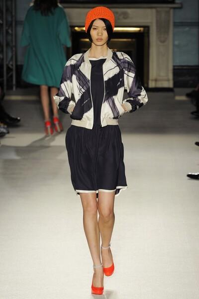 Roksanda Illincic  , Spring-Summer 2012, Womenswear
