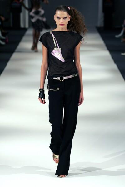 Scott Henshall, Spring-Summer 2005, Womenswear