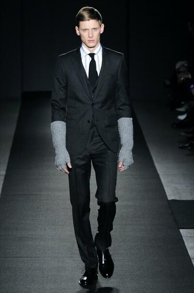 Simon Spurr, Autumn-Winter 2011, Menswear