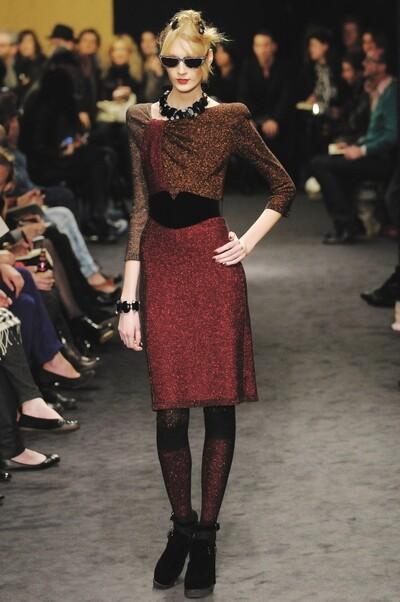 Sonia Rykiel, Autumn-Winter 2009, Womenswear