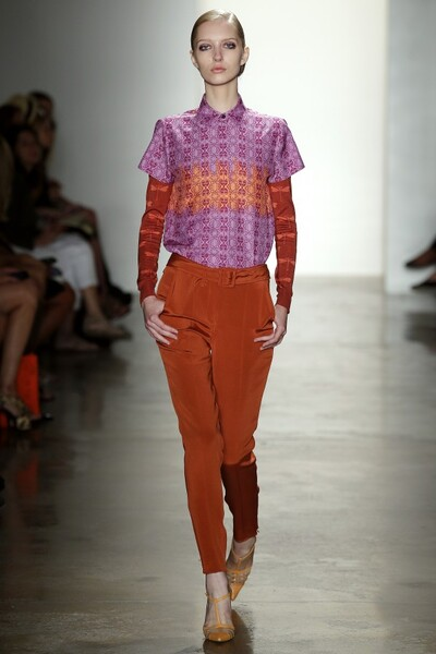 Sophie Theallet Womenswear Spring-Summer 2013
