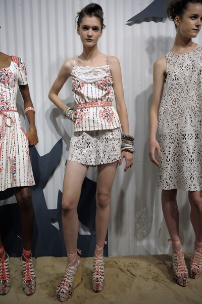 Suno , Spring-Summer 2011, Womenswear