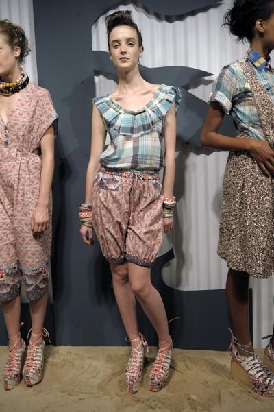 Suno , Spring-Summer 2011, Womenswear