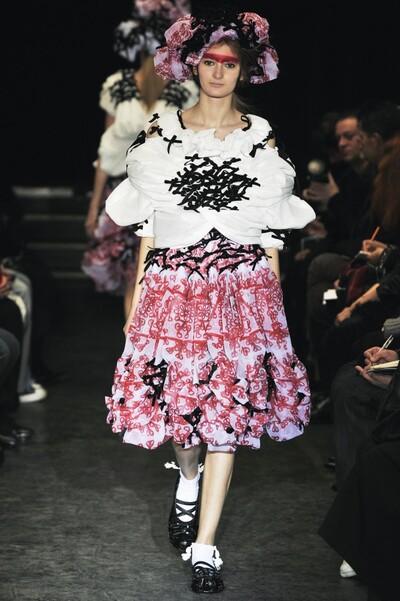 Tao Comme des Garçons, Autumn-Winter 2009, Womenswear