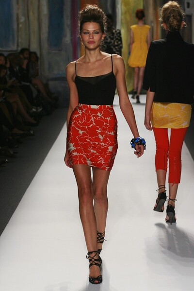 Tracy Reese , Spring-Summer 2010, Womenswear