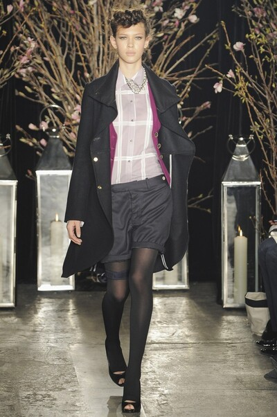 Trovata, Autumn-Winter 2009, Womenswear
