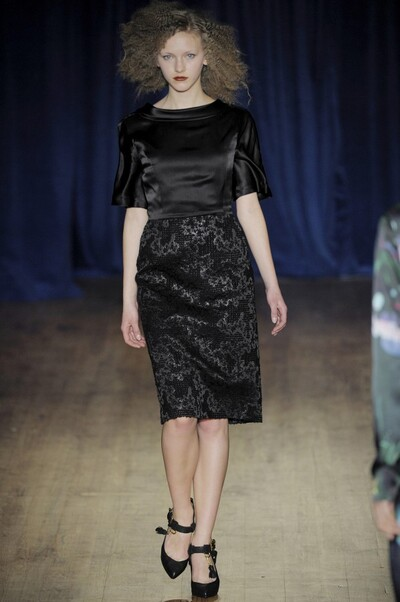 United Bamboo, Autumn-Winter 2010, Womenswear