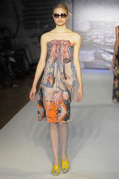 United Bamboo , Spring-Summer 2010, Womenswear