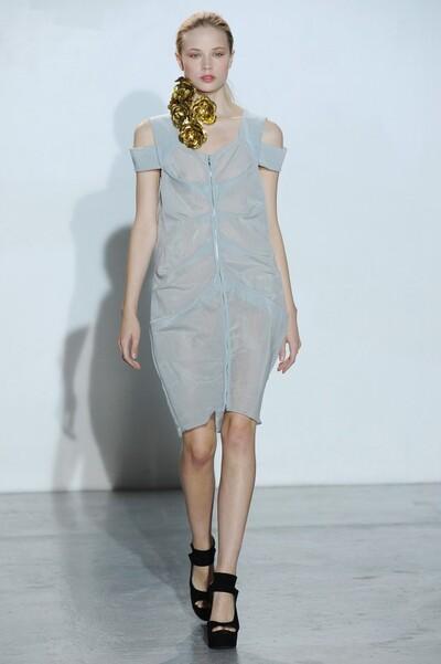 Véronique Leroy, Spring-Summer 2010, Womenswear