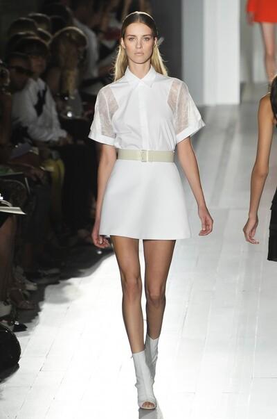 Victoria BeckhamWomenswearSpring-Summer 2013