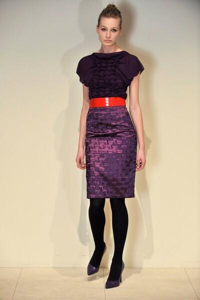 Vivienne Tam, Autumn-Winter 2009, Womenswear
