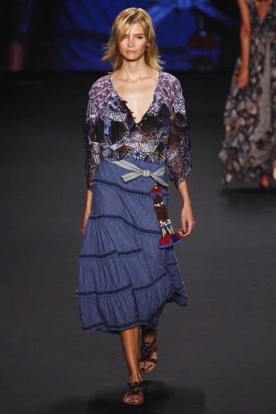 Vivienne Tam , Spring-Summer 2011, Womenswear
