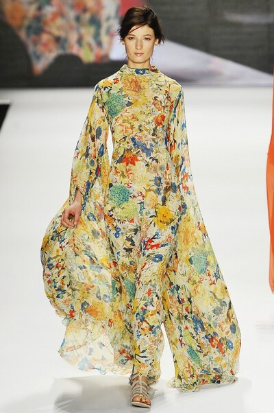 Vivienne Tam, Spring-Summer 2012, Womenswear