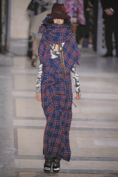 Vivienne Westwood, Autumn-Winter 2009, Womenswear