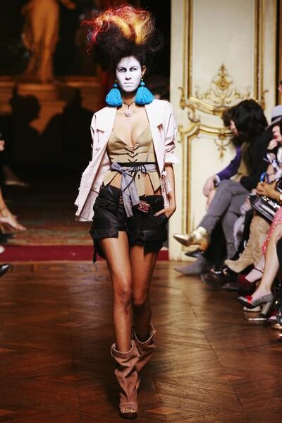 Vivienne Westwood, Spring-Summer 2010, Womenswear
