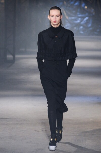 Y-3 , Autumn-Winter 2013, Womenswear