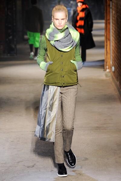 Y-3 , Autumn-Winter 2013, Womenswear