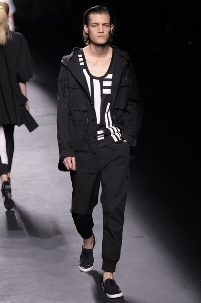 Y-3 Womenswear Spring-Summer 2013