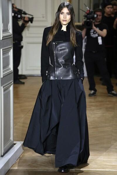 Yang Li , Autumn-Winter 2013, Womenswear