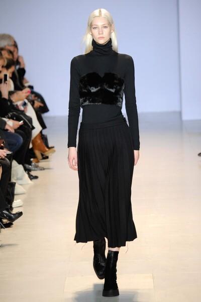 Yang Li, Autumn-Winter 2014, Womenswear