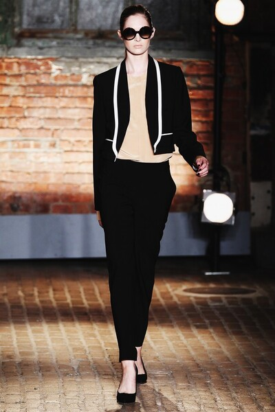 Yigal Azrouël, Spring-Summer 2012, Womenswear