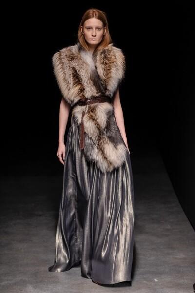 Yiqing Yin, Spring-Summer 2014, Couture