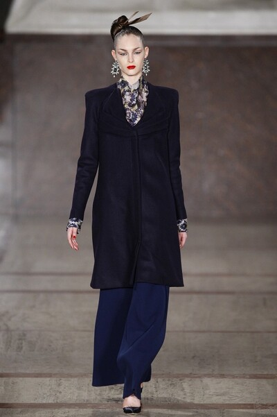 Zac Posen , Autumn-Winter 2012, Womenswear