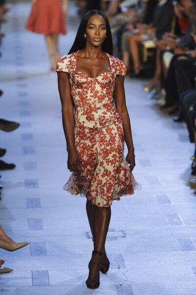 Zac Posen Womenswear Spring-Summer 2013
