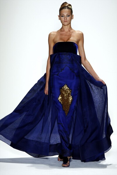Zang Toi , Spring-Summer 2012, Womenswear