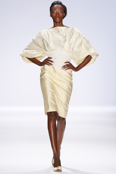 Zang Toi Womenswear Spring-Summer 2013