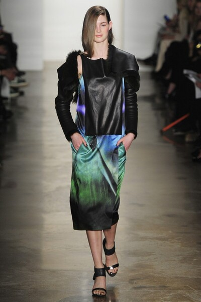 Zero + Maria Cornejo , Autumn-Winter 2012, Womenswear