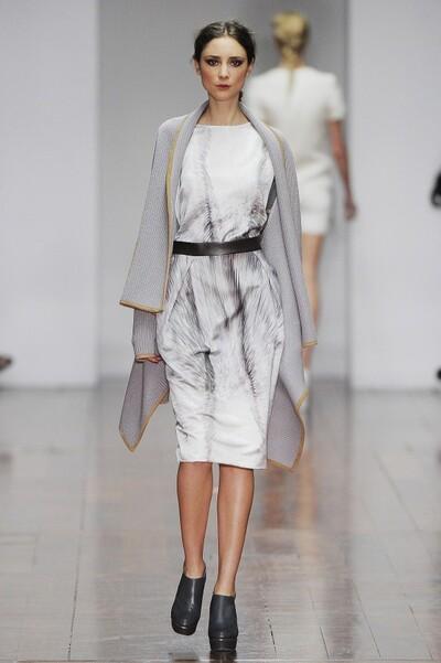 Zoe Jordan, Autumn-Winter 2012, Womenswear