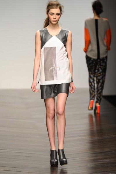 Zoe Jordan, Autumn-Winter 2013, Womenswear