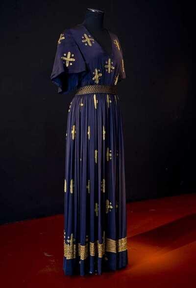 Stage costume  for Didone per Didone ed Enea