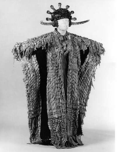 Image from object titled Costume cinematografico (un Dignitario).
