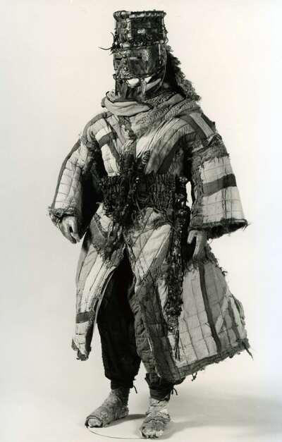 Image from object titled Costume cinematografico (un soldato della Colchide).