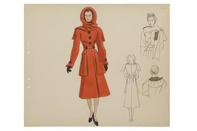 Modèle de manteau