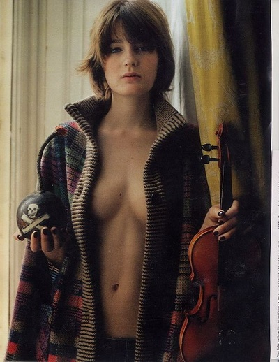 Image from object titled Archivio Missoni - Editorial page from Maxi, German